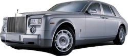 Hire a Rolls Royce Phantom or Bentley Arnage from Cars for Stars (North London) for your wedding or civil ceremony